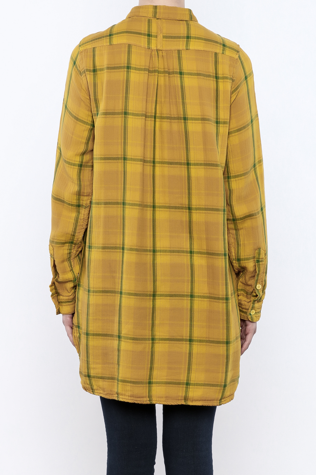 CP Shades Cecelia Plaid Shirt - Back Cropped Image