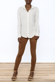Shoptiques Product: Linen Beach top - Front full body
