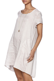 CP Shades Linen Tunic - Front cropped