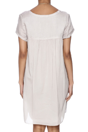 CP Shades Linen Tunic - Back cropped