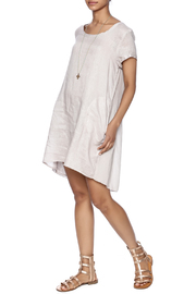 CP Shades Linen Tunic - Front full body