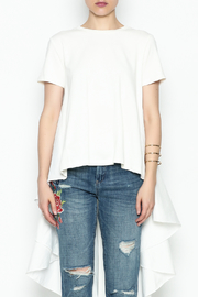cq by cq Hi Low Top - Front cropped