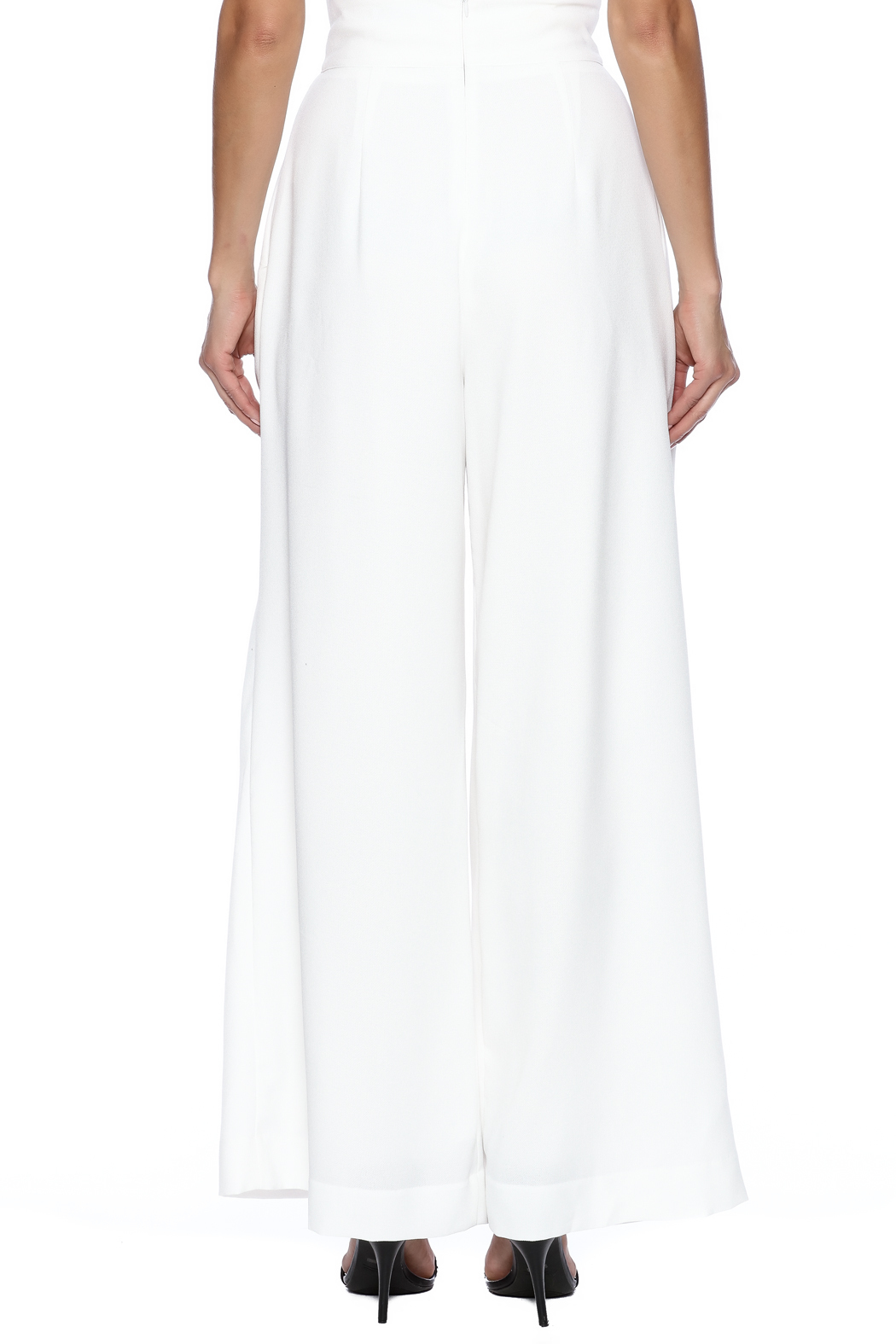 4d0f7177727b cq by cq Palazzo Wide Pants from Miami by Secret Vanity — Shoptiques