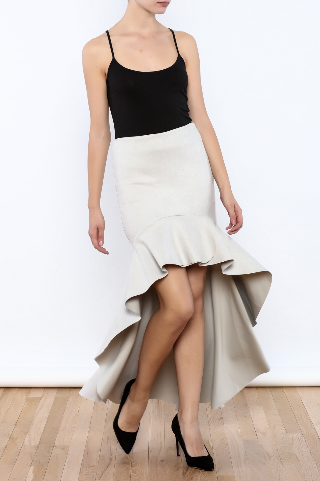 cq by cq Tango Skirt - Front Full Image
