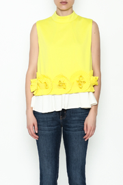 cq by cq Underlay Blouse - Front full body