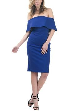 Shoptiques Product: Off Shoulder Midi