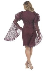 cq by cq Bell Sleeve Dress - Front full body