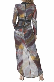 cq by cq Colorful Open Maxi - Side cropped