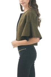 cq by cq Flared Sleeve Blazer - Front full body