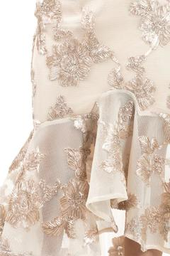 Shoptiques Product: Flower Embroidery Skirt
