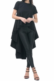 cq by cq High Low Top - Front cropped