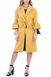 cq by cq Vegan Suede Jacket - Product Mini Image