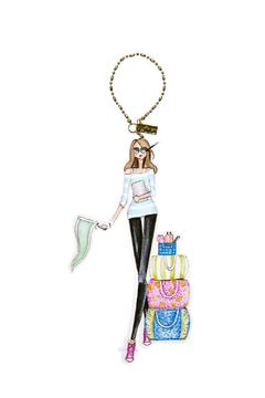 Shoptiques Product: Winks Ornament - College
