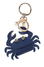 Spartina 449 Crab Bag Charm-Keychain - Front cropped