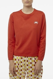 Compania Fantastica Crab Sweater - Product Mini Image