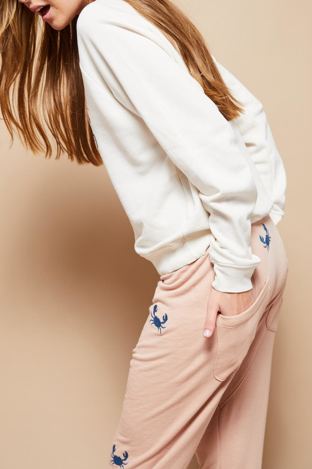 All Things Fabulous Crabby Pants - Side Cropped Image