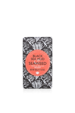 Crabtree & Evelyn Black Seamud&Seaweed Barsoap - Alternate List Image