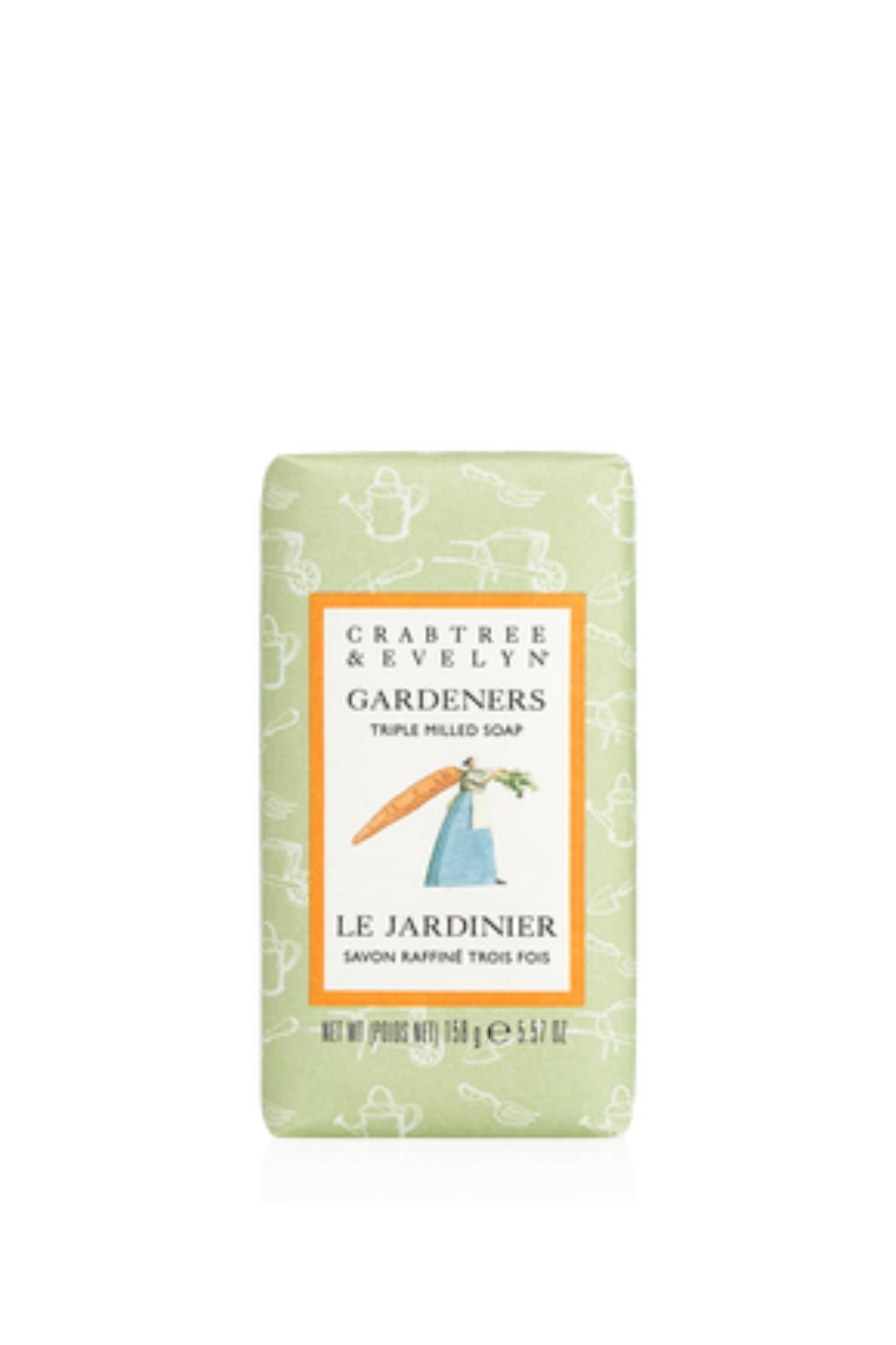 Crabtree & Evelyn Gardners Bar Soap - Main Image