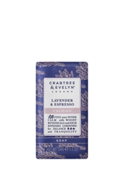 Crabtree & Evelyn Lavender&Espresso Bar Soap - Product Mini Image