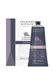 Crabtree & Evelyn Lavender&Espresso Hand Cream - Product Mini Image