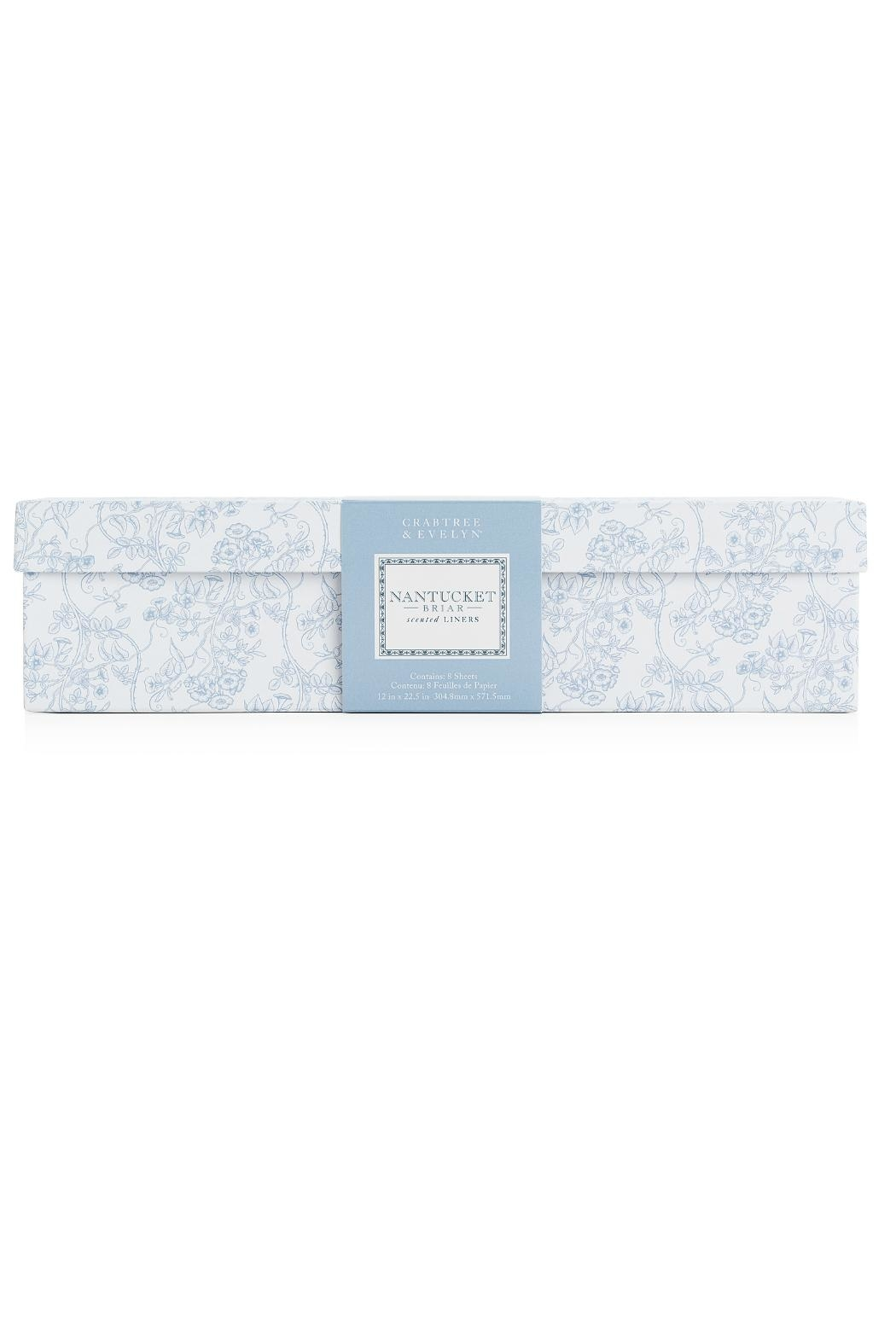 Crabtree & Evelyn Nantucketbriar Drawer Liners - Main Image