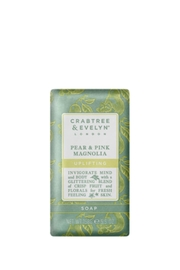 Crabtree & Evelyn Pear&Pinkmagnolia Bar Soap - Product Mini Image