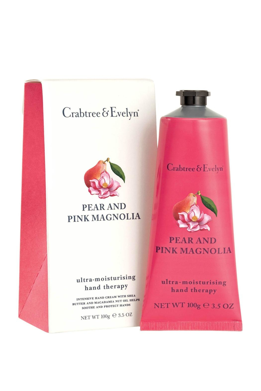 Crabtree & Evelyn Pear&Pinkmagnolia Hand Cream - Front Cropped Image