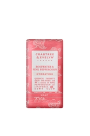 Crabtree & Evelyn Rosewater&Pinkpeppercorn Bar Soap - Product Mini Image