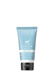 Crabtree & Evelyn Travel Goatmilk Bodylotion - Front cropped
