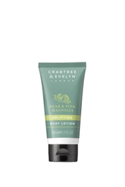 Crabtree & Evelyn Travel Pear&Pinkmagnolia Bodylotion - Product Mini Image