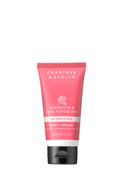 Crabtree & Evelyn Travel Rosewater&Pinkpeppercorn Bodylotion - Product Mini Image