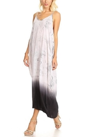 T-Party Fashion Crackled Ombre Maxi - Product Mini Image