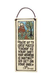 Crafty Yankee Handmade Inspirational Plaque - Product Mini Image