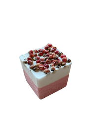 brubaker Cranberry Dream Bath Melt - Front cropped