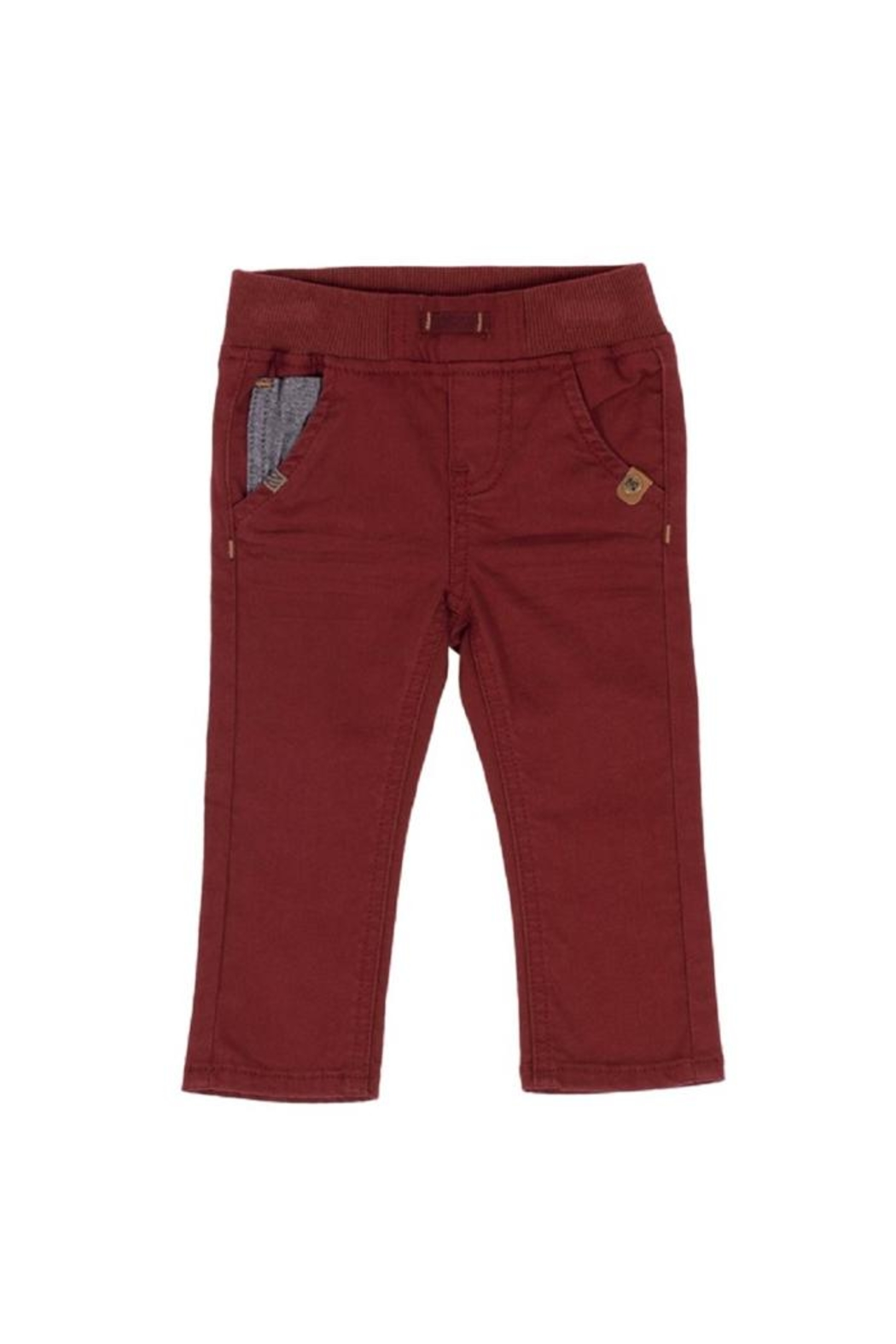 NaNo Cranberry Lodge Pant - Front Cropped Image