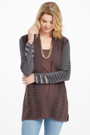 Nic +Zoe Crave cardigan - Side cropped