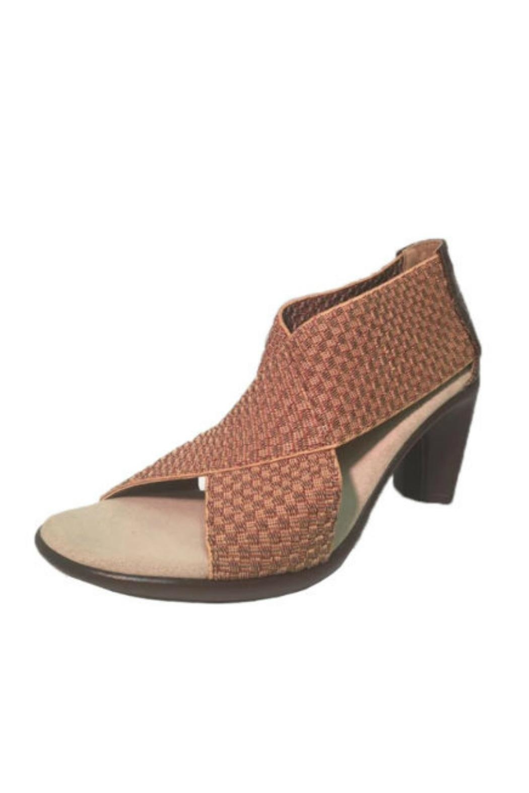 CHARLESTON Crawford Cross Heel - Front Cropped Image