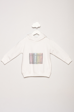 Shoptiques Product: Crayon Rhinestone Pullover