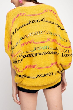 easel Crazy Fun sweater - Alternate List Image