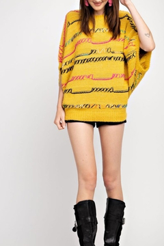 easel Crazy Fun sweater - Product List Image