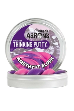 Crazy Aaron's Putty World Amethyst Blush Thinking Putty - Product List Image