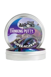 Crazy Aaron's Putty World Super Scarab Thinking Putty - Product Mini Image