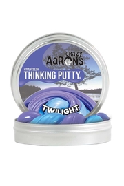 Crazy Aaron's Putty World Twilight Thinking Putty - Product Mini Image