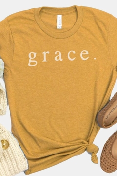 Crazy Cool Threads  Grace Graphic Tee - Alternate List Image