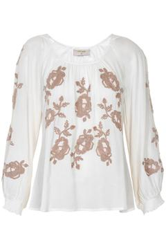 Cream Carla Blouse - Product List Image
