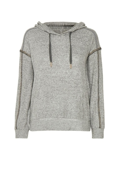 Cream Haly Grey Sweatshirt - Product List Image