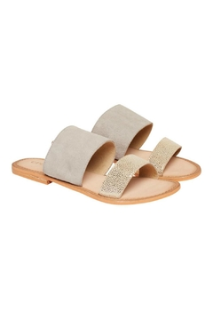 Cream Irina Sandal - Alternate List Image