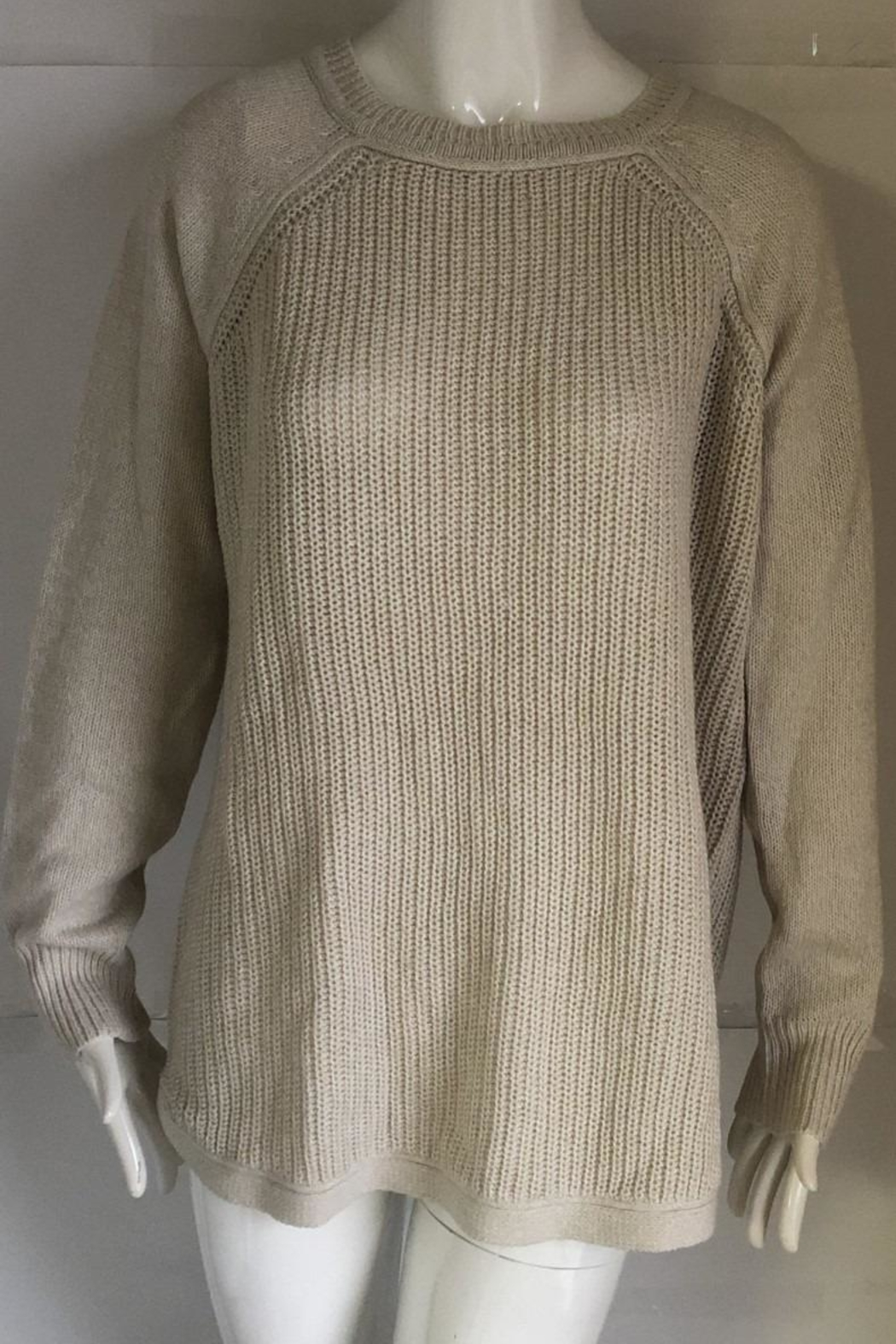 a7b3bac76d RD Style Cream Knit from Alabama by Bon Chic — Shoptiques