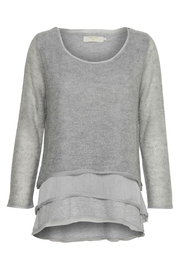 Cream Luise Pullover - Product Mini Image