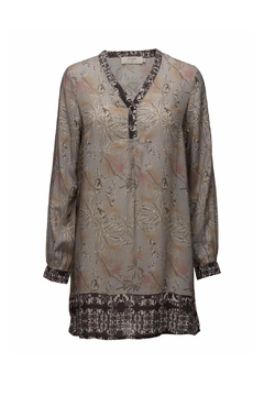 Cream Pipa Tunic - Product List Image